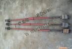 24*1250轨距拉杆绝缘轨距拉杆铁路轨道拉杆道岔拉杆型号参数
