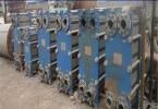 供应二手28平方板式换热器不锈钢板式换热器热交换器