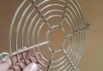 不锈钢风机罩 空调风扇防护罩 不锈钢防护网罩 工业风扇护网