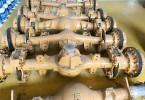 工程机械驱动桥配件 龙工装载机驱动桥桥壳角盆齿