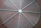 海磐厂家不锈钢风机罩金属网罩工业风扇防护罩