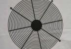 厂家直供轴流风机罩 风扇防护罩不锈钢防护罩 抽风机网罩均可订制