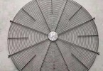 金属风机网罩工业风扇护罩 异型风机罩加工定制不锈钢网罩