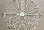 厂家直销 风扇罩 风机罩 风机网罩 钢丝网罩 防护罩 专业生产