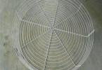 科业厂家风扇网罩风机网罩金属散热防护罩