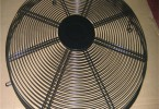 轴流风机风罩 350外转子散热风扇防护罩 离心风机罩